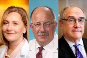 Aagaard, Scheel, Stanton named vice chancellors