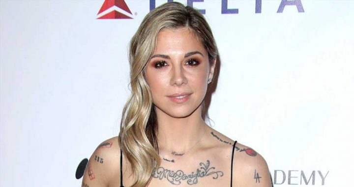 Christina Perri Reflects on Grieving Process After Suffering a Miscarriage