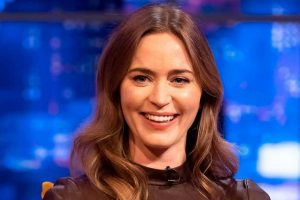 Emily Blunt: My Daughters Are 'Usually Disinterested' in My Movies