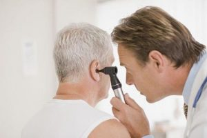 Hard of hearing at greater risk of getting dementia