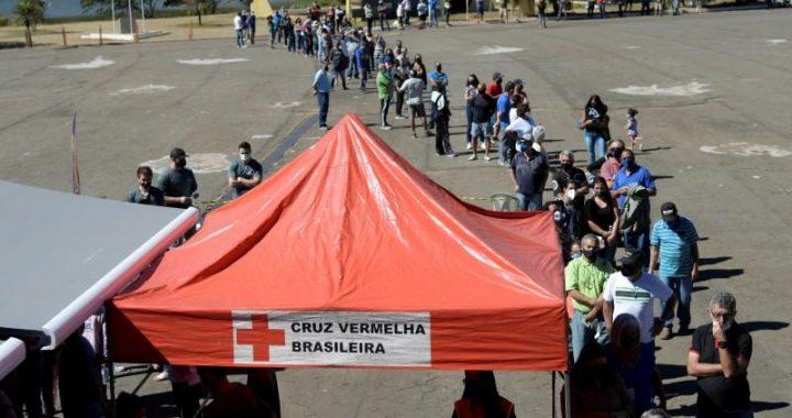 Brazil reports 39,982 new coronavirus cases, 1,148 deaths