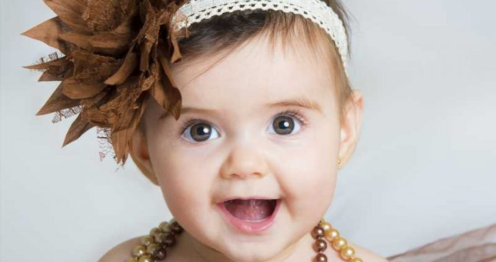 The Most Popular Baby Girl Names From Each Decade