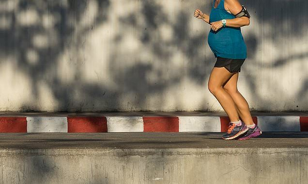 Exercising in pregnancy 'can boost baby's lungs', research suggests