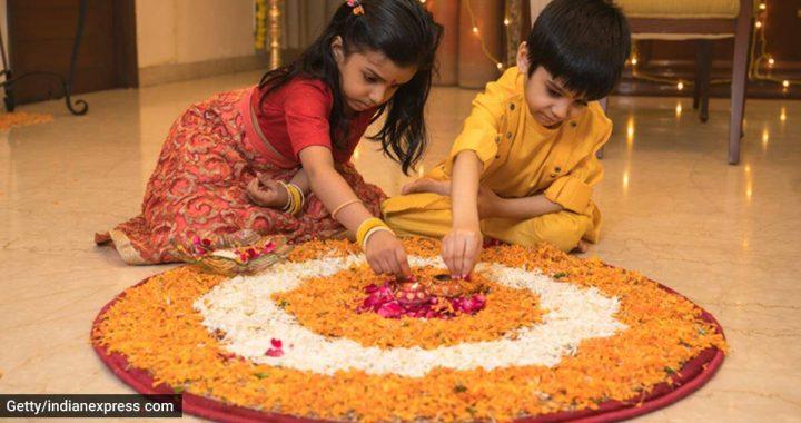Five skills children learn from festivals