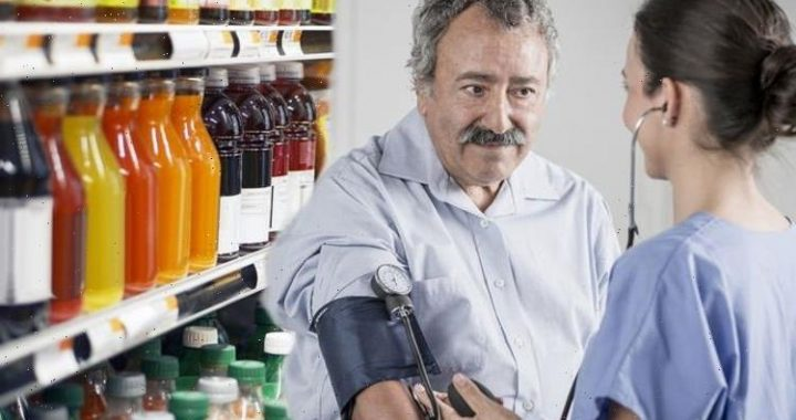 High blood pressure: Three drinks proven to reduce hypertension risk and lower readings