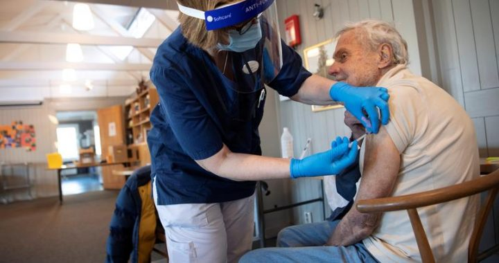 Sweden to offer third COVID-19 jab to the elderly