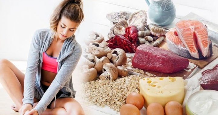 Vitamin B12 deficiency: An uncomfortable sensation felt under the feet could be a sign