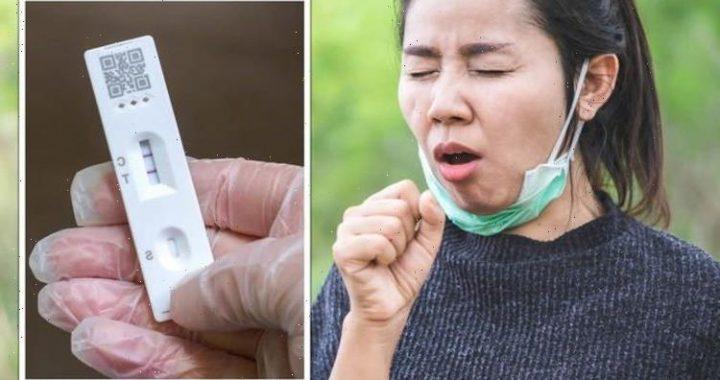 Is a phlegmy cough a sign of Covid? Symptoms Covid and super cold share – symptom checker